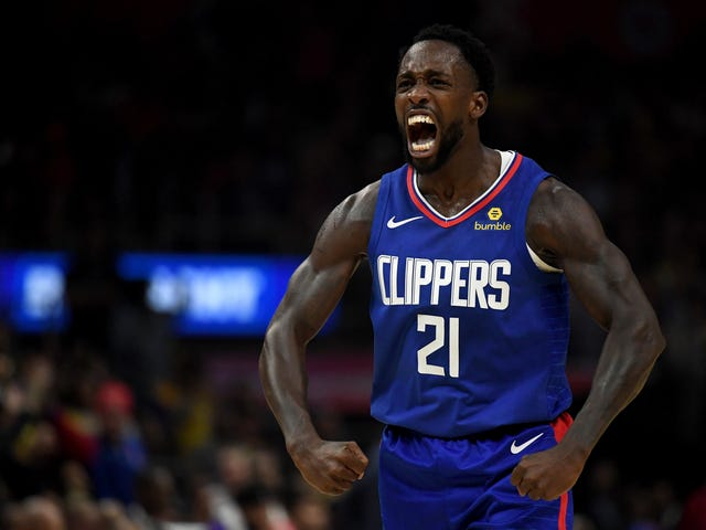 Patrick Beverley Has Somehow Reached A Higher Plane Of Intensity On The New-Look Clippers