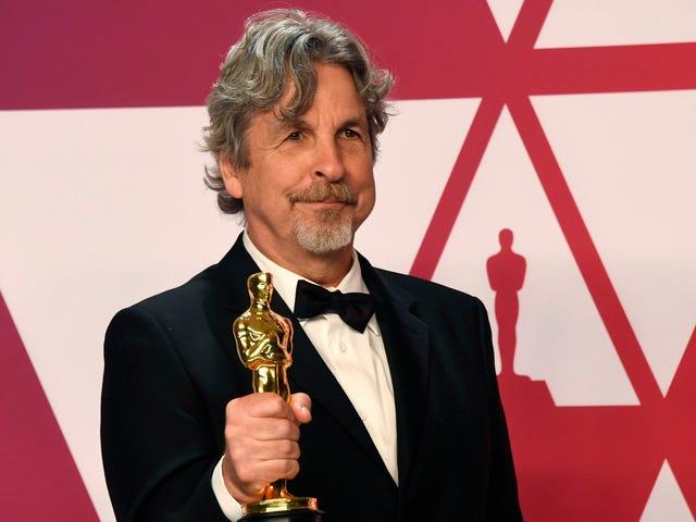 Nie mogę uwierzyć, że facet, który napisał <i>Shallow Hal</i> zdobył prawdziwego Oscara