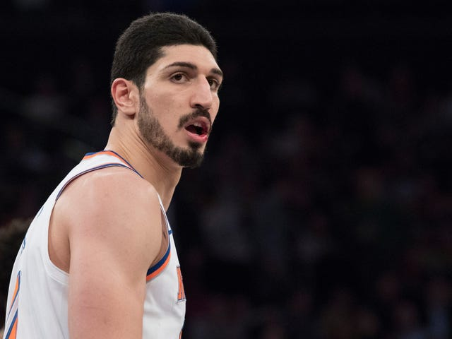 """Turkey Indicts Enes Kanter's Father For """"Membership In A Terror Group"""""""