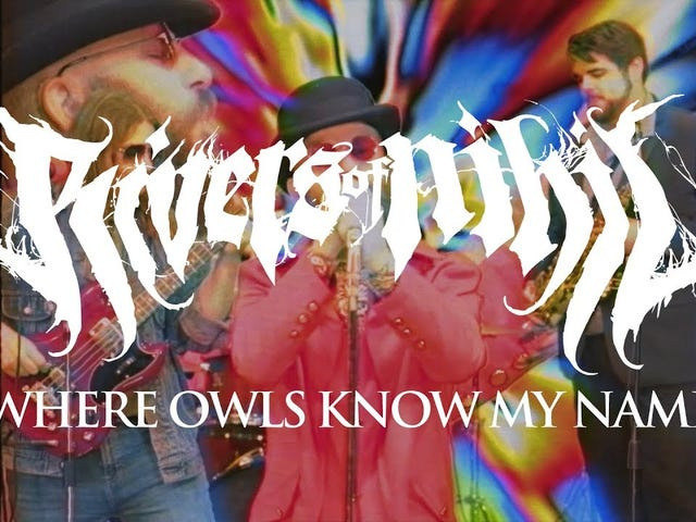 Track: Where Owls Know My Name | Artist: Rivers of Nihil | Album: Where Owls Know My Name