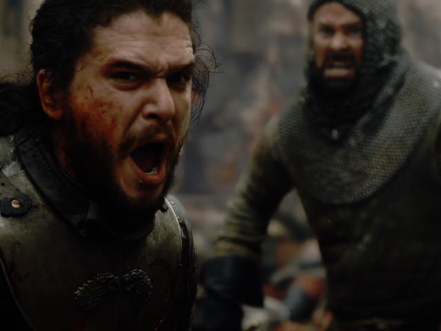 3 Hauptakteure in der vorletzten Episode von Game of Thrones diskutieren ihr Schicksal