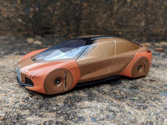 LaLD ///May:BMW Vision Next 100