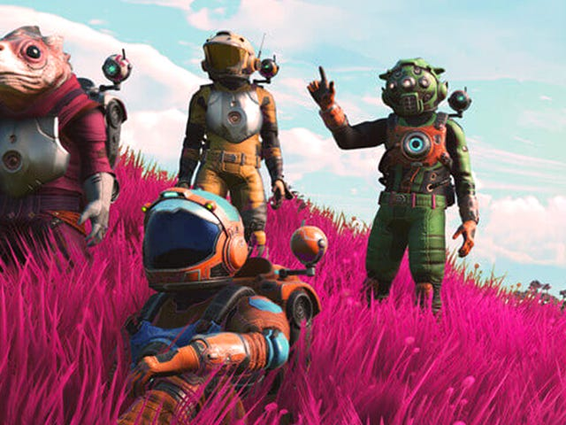 No Man's Sky Has Griefers, But Tools To Keep Them Out Are On The Way