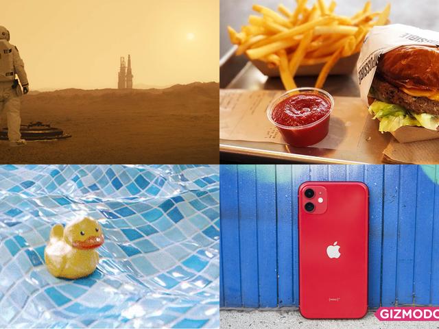 Area 51, imposible Burger, at Duck Gifs: Pinakamahusay na Mga Kwento ng Gizmodo ng Linggo