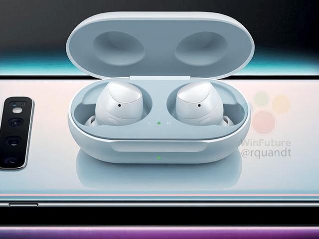Da du nu er en del af Samsung, konkurrerer du med AirPods de Apple