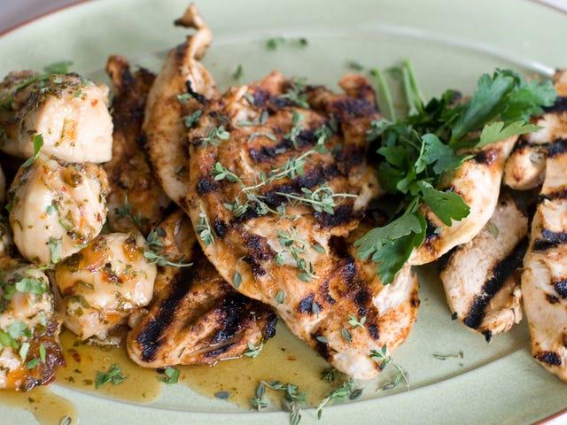 Daging Putih Mungkin Seburuk Daging Merah untuk Kolesterol