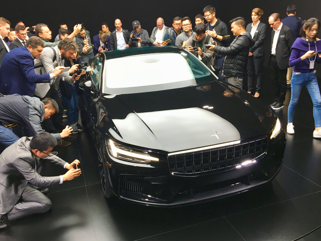Here Are More Details And Live Pictures Of The Polestar 1 But There Are Still Lots Of Questions
