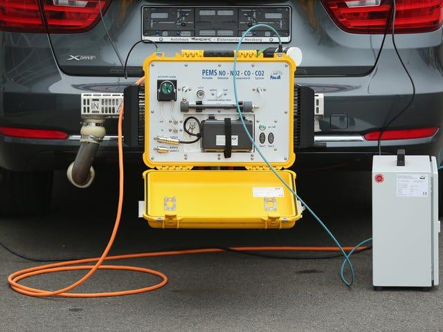 Según informes, Alemania quiere aleatorizar las pruebas de emisiones después de Dieselgate
