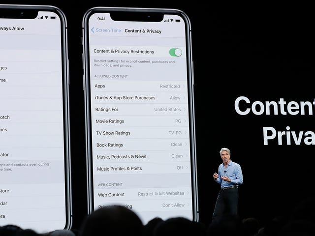 Apple Sure Is Riding a Very High Privacy Horse in Vegas
