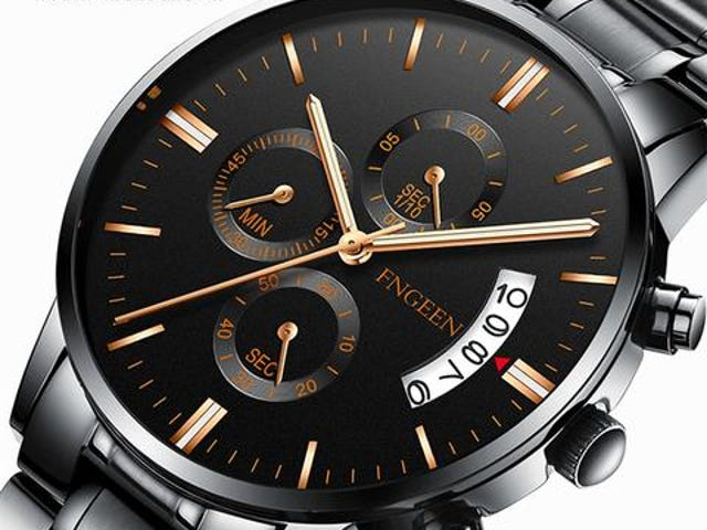 Men Top Brand Luxury Watch Automatic Date