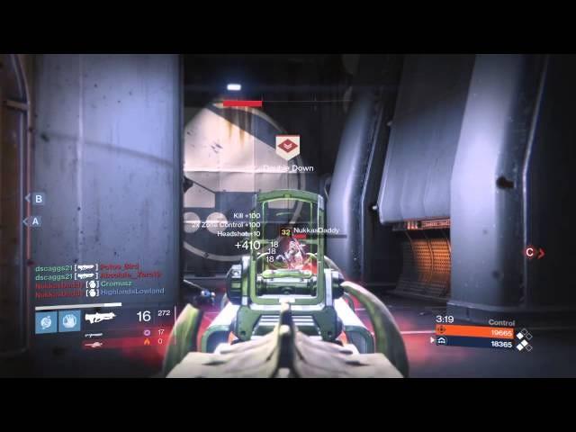 Umutsuz Bir Maçı Tek Başına Dönerek Bir <i>Destiny</i> Oyuncusunu İzleyin