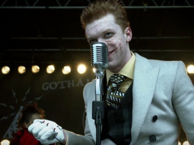 Gotham Might Have Solved Its Joker Problem (in an Appropriately Ridiculous Way)