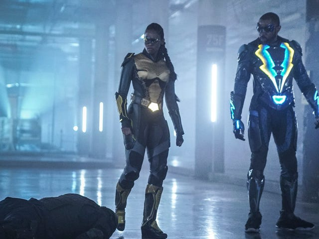 The CW Renews Black Lightning, Legends of Tomorrow, Riverdale, and More