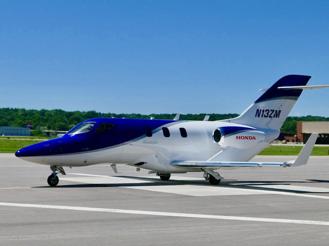 What Do You Want To Know About The HondaJet?