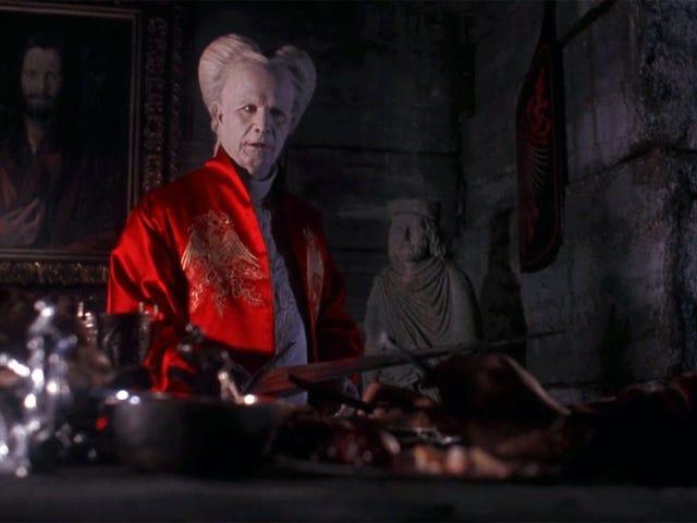 Keanu Reeves和Winona Ryder可能实际上已经结婚了,这是所有Dracula的错