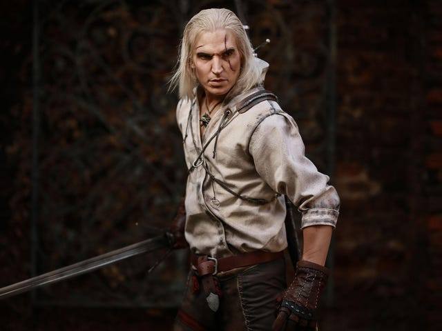 Hopefully The Witcher's TV Show Looks As Good As This Cosplay