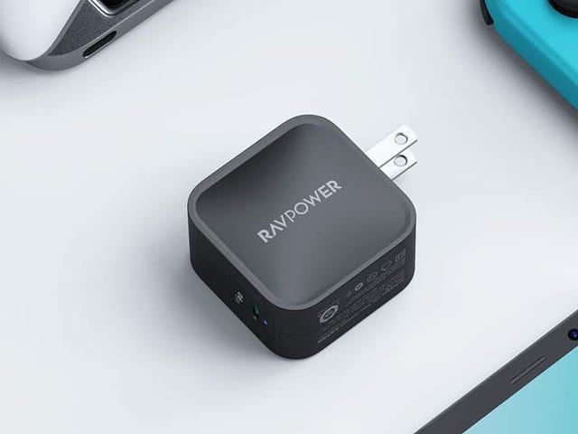 Pakej Bateri Murah, Fon kepala, dan Lebih Banyak: 10 RAVPower dan Tawaran TaoTronics Anda Tidak Boleh Lulus
