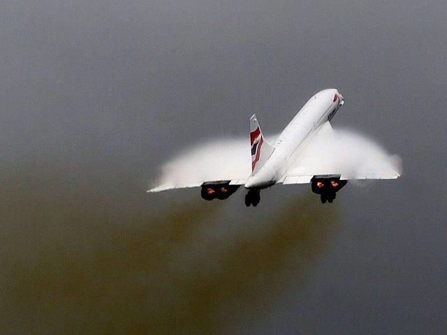 Da vi kunne købe billetter til supersoniske fly: den tragiske historie om den utrolige Concorde