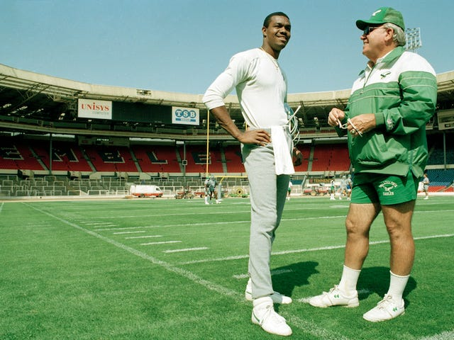 Buddy Ryan Is Dead At 82