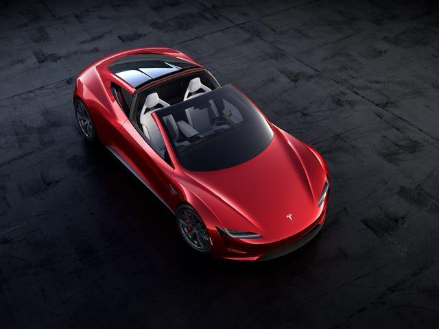The New Tesla Roadster Tidak Sebenarnya Roadster