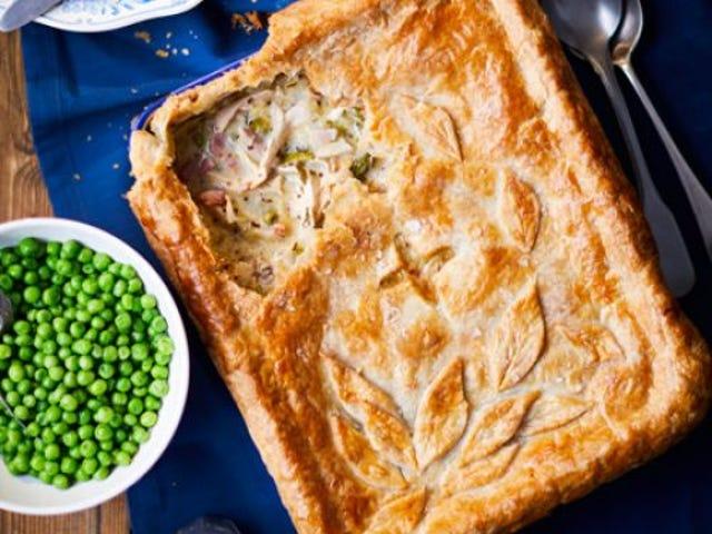 Pie of the Day - Chicken Pie
