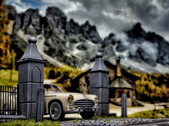 French Friday: Start your day with a Delahaye