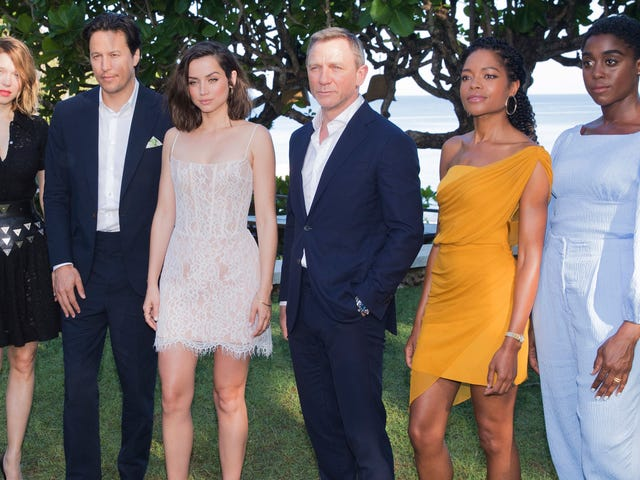 La nueva película de James Bond presentará a una mujer como la nueva agente 007