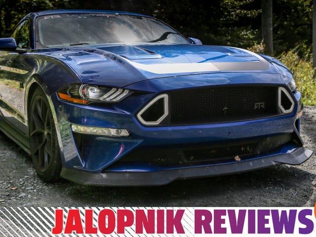 Ford Mustang RTR Series 1 делает 700 л. С. Пригодными для жизни, и всем это нравится