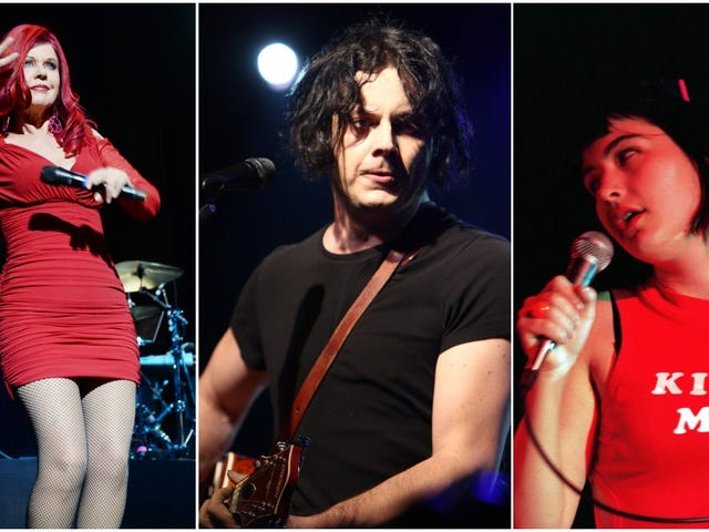 Bikini Kill, The Raconteurs en The B-52s koppen het Riot Fest dit jaar
