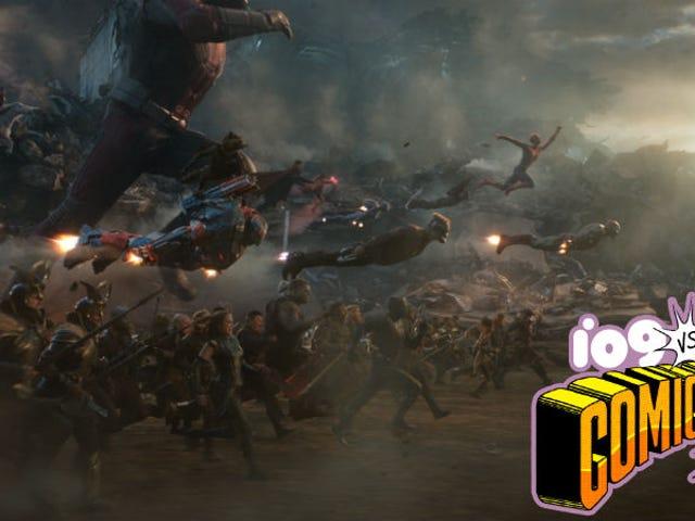 The Marvel Studios Comic-Con 2019 Hall H Panel Liveblog!