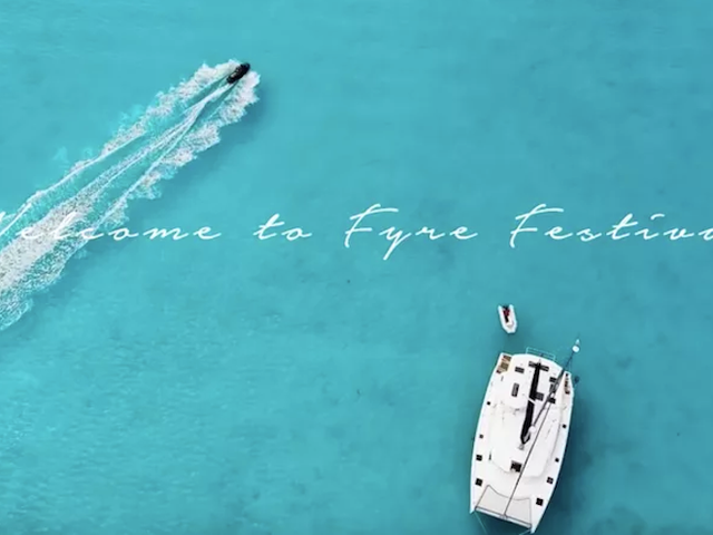 Two Fyre Festival Attendees Win $5 Million in Lawsuit and I Bet You're Wishing You Went Now