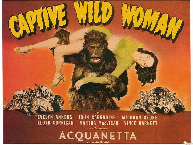 Svengoolie: Femme sauvage en captivité (1943)