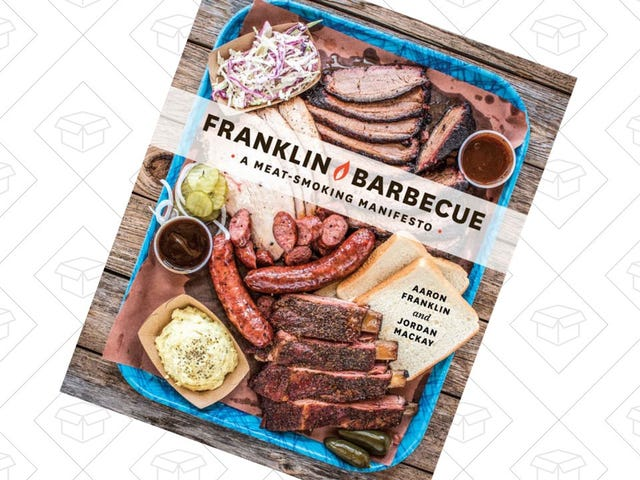 Level Up Your Smoking Skills With Franklin Barbecue's Manifesto, Just $3 Today