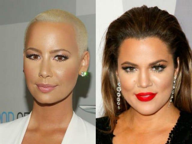 앰버 로즈 대 칼 다시 안 (Kardashians) : 인종과 계급이 어리석은 셰이핑 쇠고기를 어떻게 바꿔 놓았 는가?