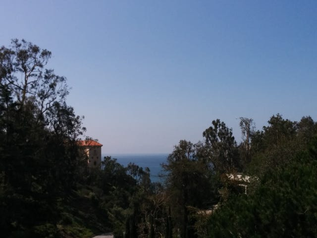 Pictures from the Getty Villa