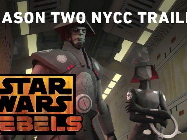Ahsoka Akan Menjadi Gandalf Star Wars Rebels