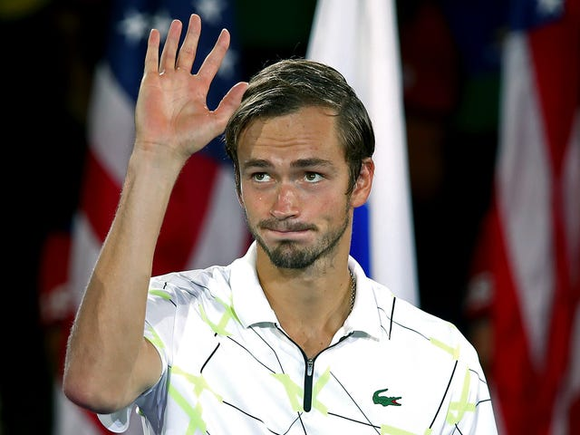Daniil Medvedev's Perfect Loser's Speech Completed His Transformation From Villain To Darling