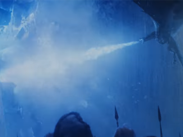 Among Other Things, Viserion's Roar on Game of Thrones Is Made of Human Screaming