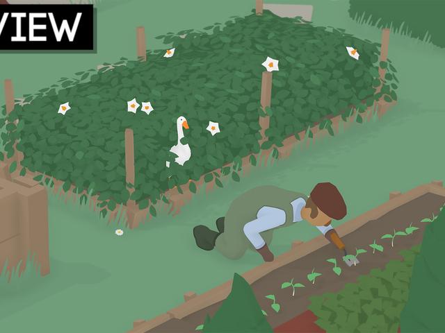 Untitled Goose Game: The Kotaku Review