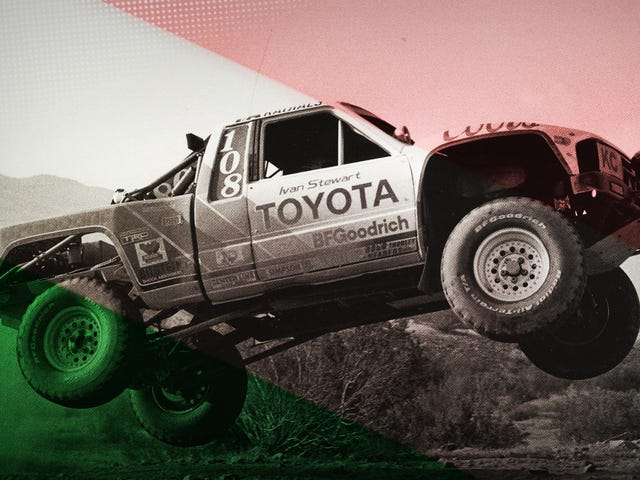 Why This Year's Baja 1000 Will Have The Coolest Race Cars In 25 Years