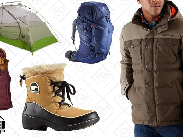 REI Is Taking Up to 50% Off Thousands of Things