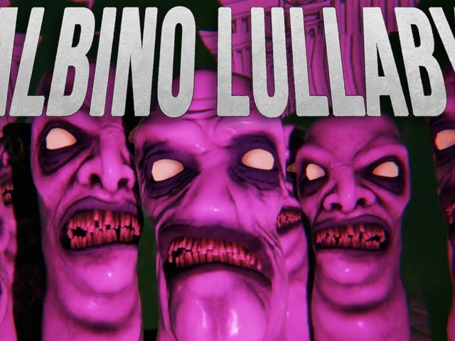 Albino Lullaby is a Deeply Underrated Hidden Gem Horror Game That Everyone Should Know About