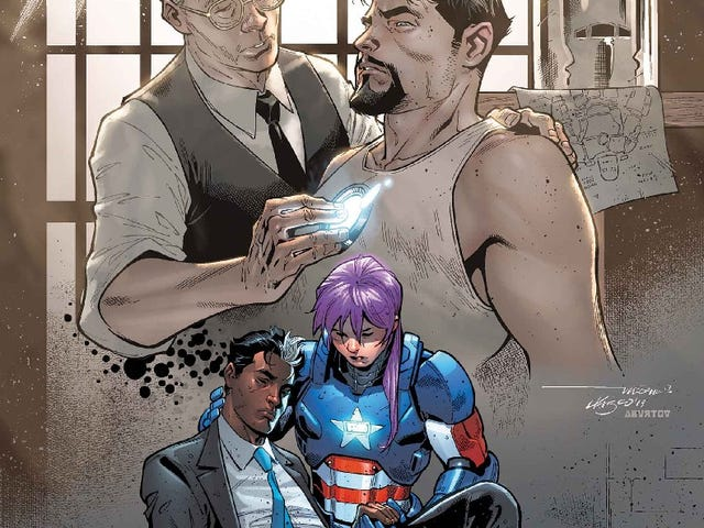 U.S.Avengers Continues to Be the Best