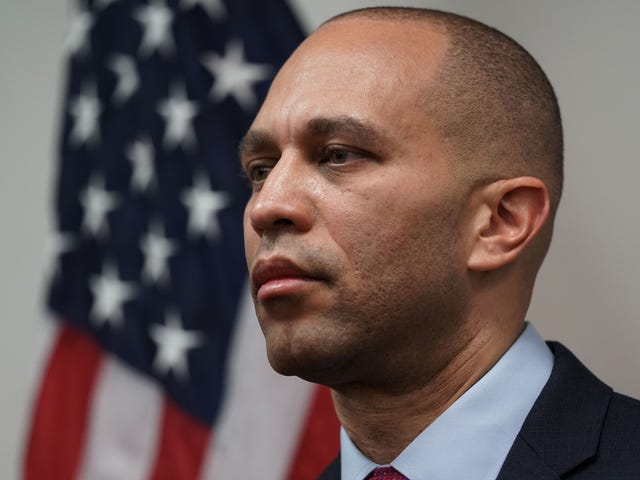 Donald Trump Is the 'Grand Wizard of 1600 Pennsylvania Avenue,' According to Rep. Hakeem Jeffries