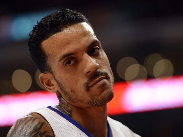 Report: Sacramento Kings Forward Matt Barnes Chokes Woman, Punches 2 Men