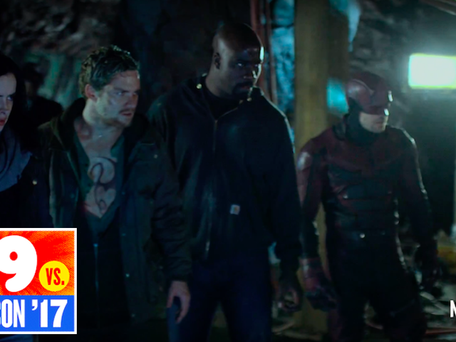The NewDefenders Trailer Is Kickass