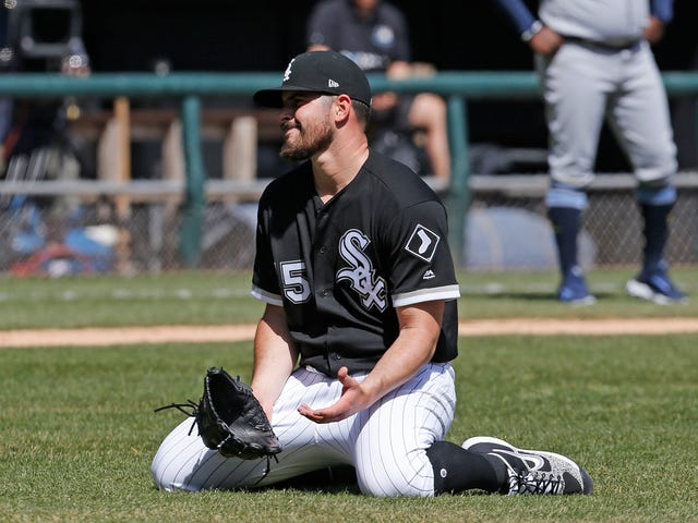 It Is Probably Not The White Sox's Year