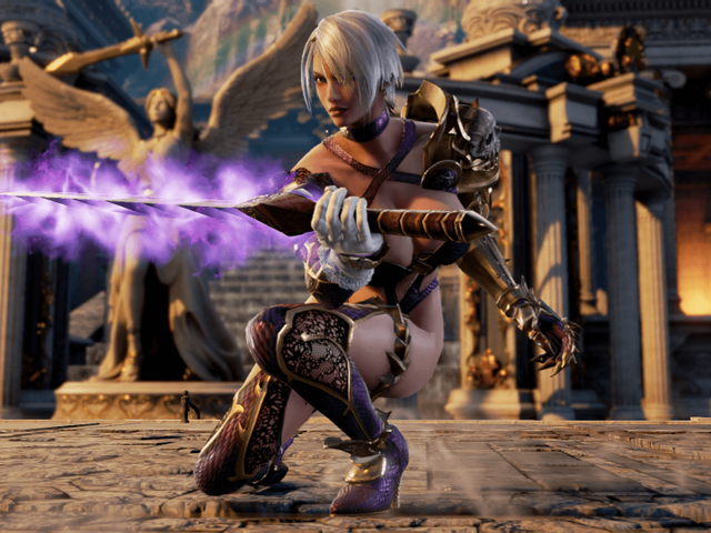 At E3, SoulCalibur's Objectified Women Felt Like A Relic Of The Past