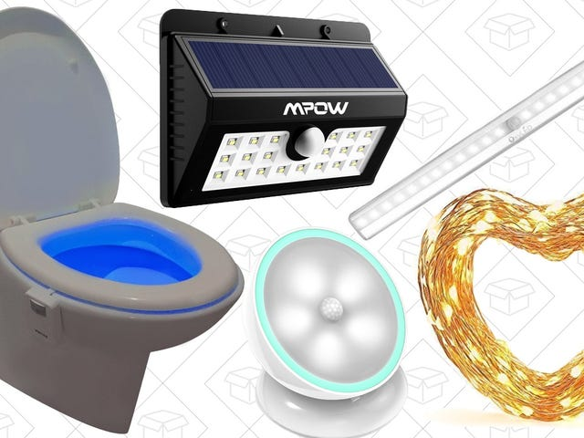 We're Living In a Golden Age of Cheap LED Lighting Fixtures
