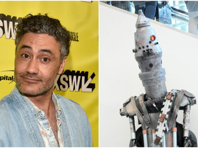 Taika Waititi is voicing a beloved murder-droid in The Mandalorian